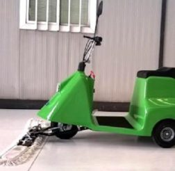 Moppmoped Jolly komplett med batteri och laddare