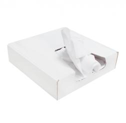 Torkdukar Vit Lakan Bomull 3kg (Box)