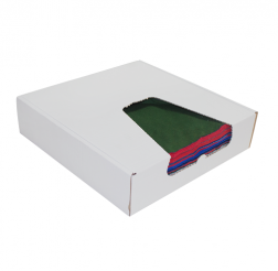 Torkdukar Kulör Bomull 3kg (Box)