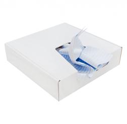 Torkdukar Kulör Lakan Bomull 3kg (Box)