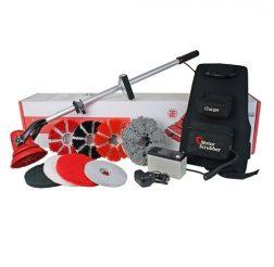 Trappskur Motorscrubber Startkit