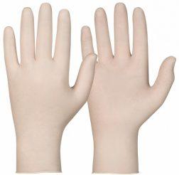 Handske,engångs,latex
