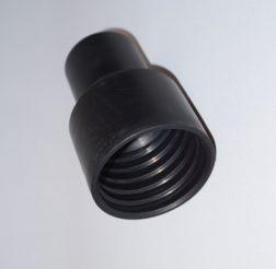 Slanghylsa 63mm för 50mm rör