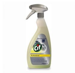 Cif Professional Power Cleaner Degreaser 0,75liter