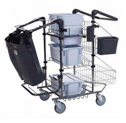 Städvagn Multisteel Premium