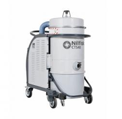 Nilfisk industridammsugare 4 kW Zon22