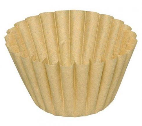 Kaffefilter oblekt 250/90 mm